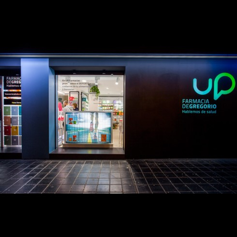 UP Farmacias - Armando Silvestre