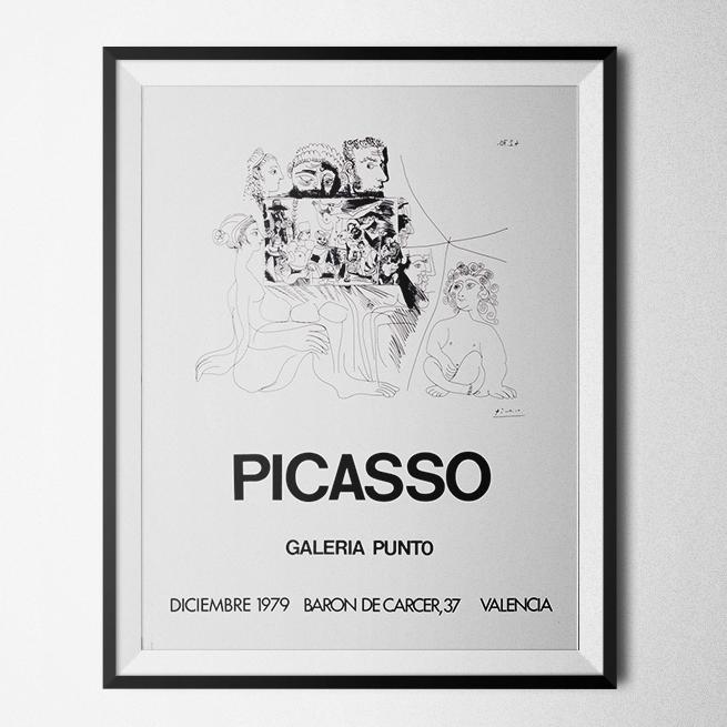 Cartel Picasso